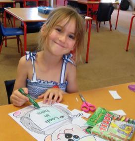 Oakhill Grade 1 Orientatino Day (8)