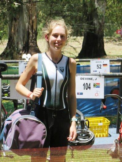 Jessica Devine - SA Sprint Triathlon (1)