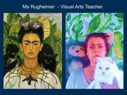 Recreating artworks (2)