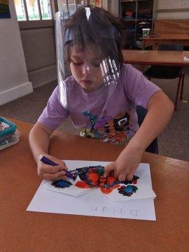 Grade R arts & crafts (15)