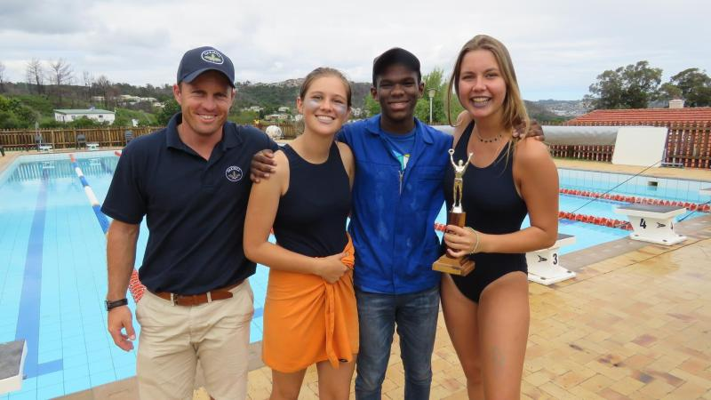 College Inter-House Swimming (5a)