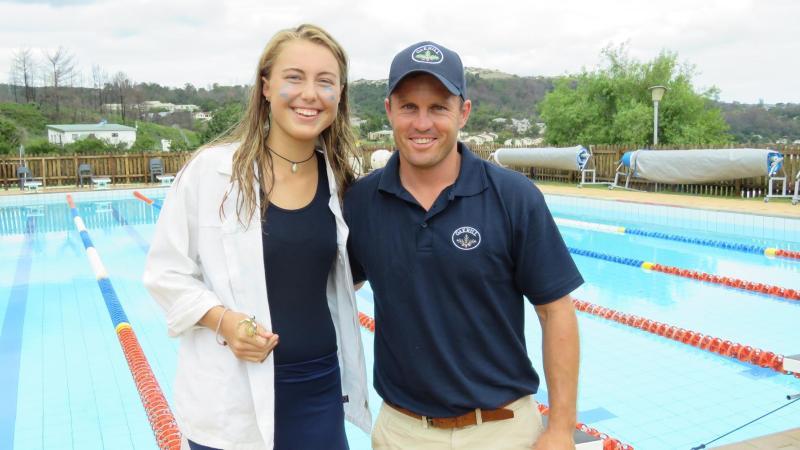 College Inter-House Swimming (5e)