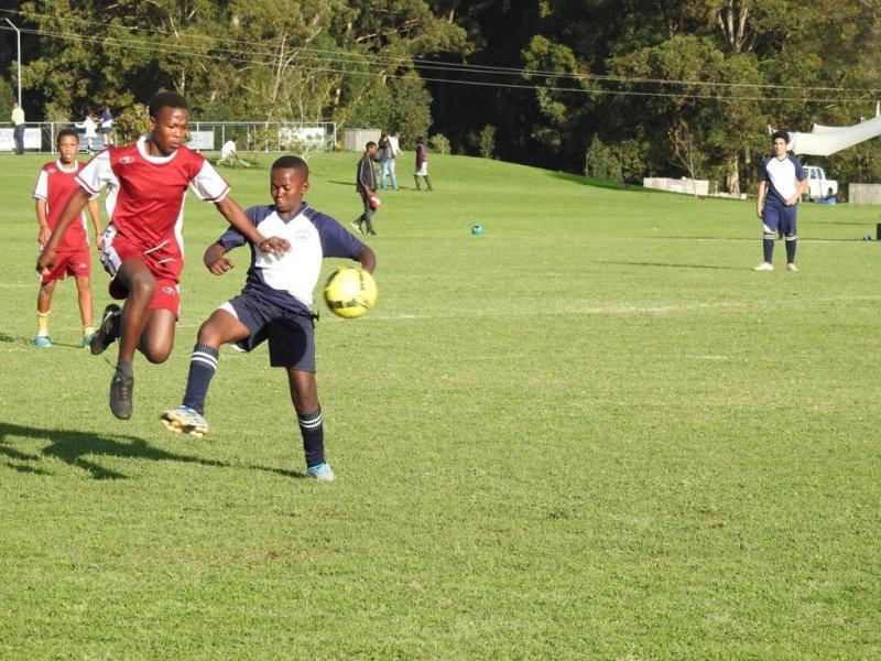 Oakhill Bongi Ndlovu in action (Copy)