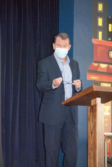 Graham Howarth First Assemblies (8)