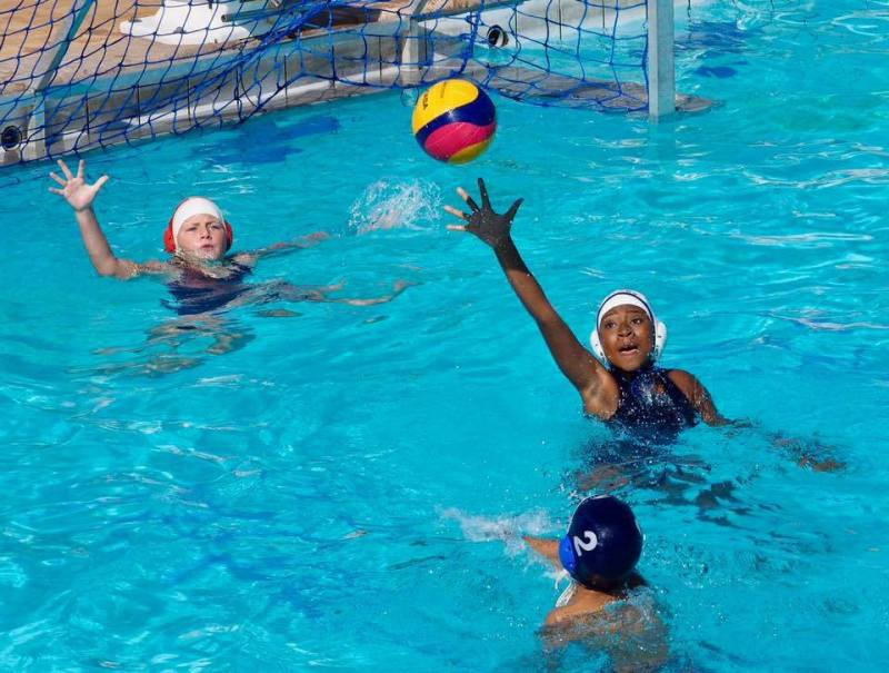 Inter House Water Polo 3