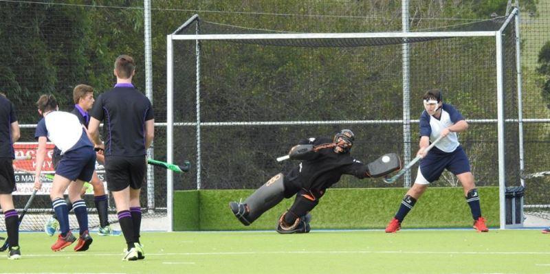 Saved by Oakhill College 2nd team Boys vs Grosvenor UK
