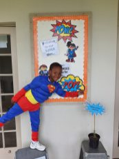 Superheroes in Action 1