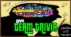 Live Team Trivia @ Topeka | Kansas | United States