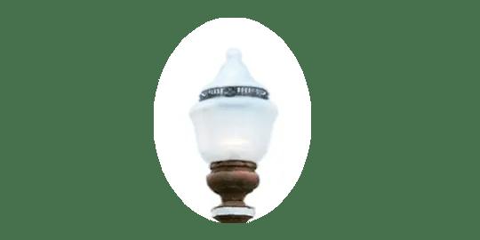 logo for The Lamp Post Inn