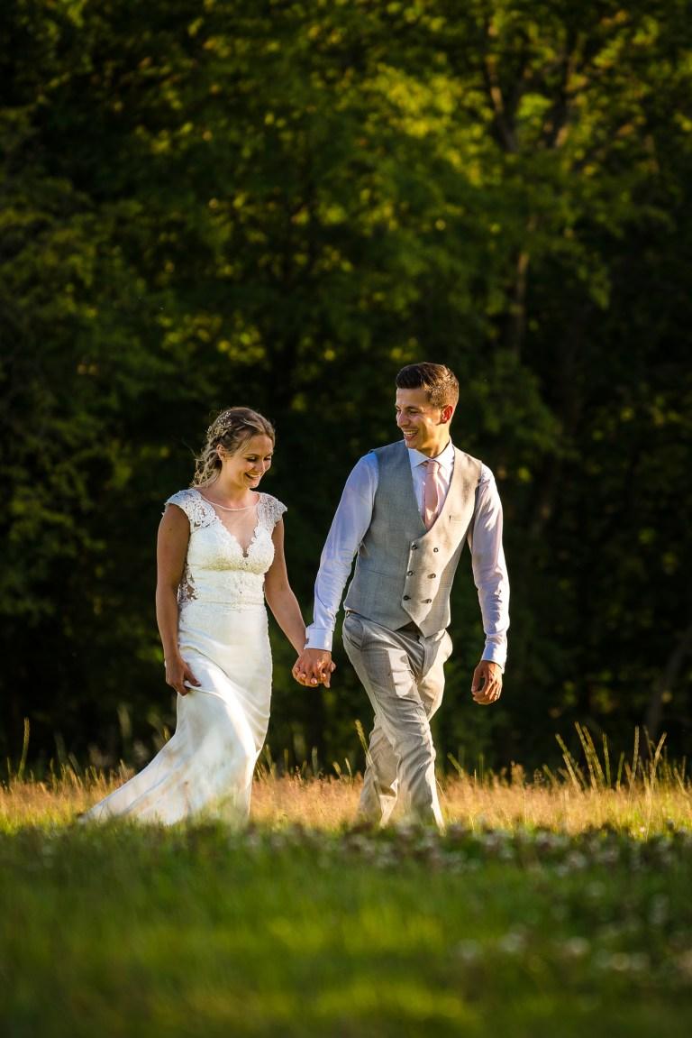 Swallows Oast Wedding of Jess & Tom