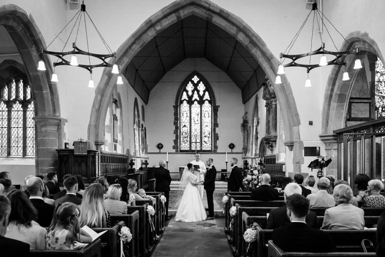 Wedding ceremony at Wadhurst Church, Wadhurst, East Sussex   Oakhouse Photography
