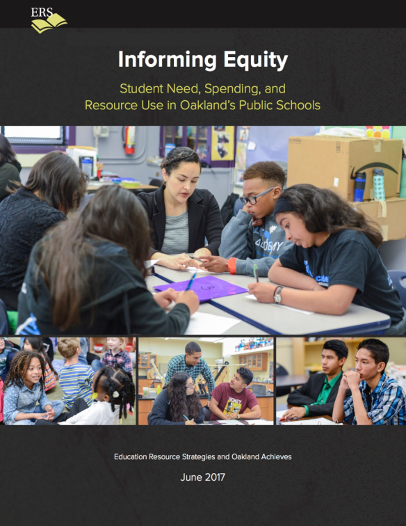 New Report Paints Californias Charter >> Oakland Achieves Data For Student Success