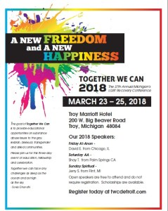 Together We Can Conference @ Troy Marriott | Troy | Michigan | United States