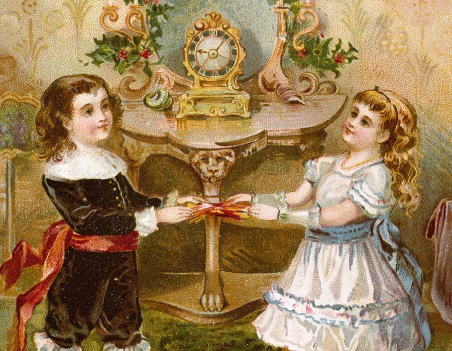 Victorian Holiday Traditions