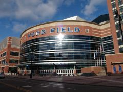 Ford Field - Detroit Michigan