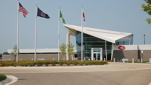Oakland County International Airport.