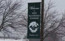 west bloomfield twp sign
