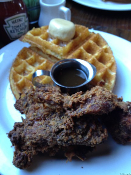 Brown Sugar Kitchen - The Best Waffles and Fried Chicken