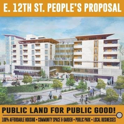 The Oakland City Council Takes Up Public Lands, Affordable Housing, And #PeoplesProposal