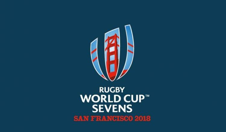 Rugby World Cup Sevens 2018 Logo
