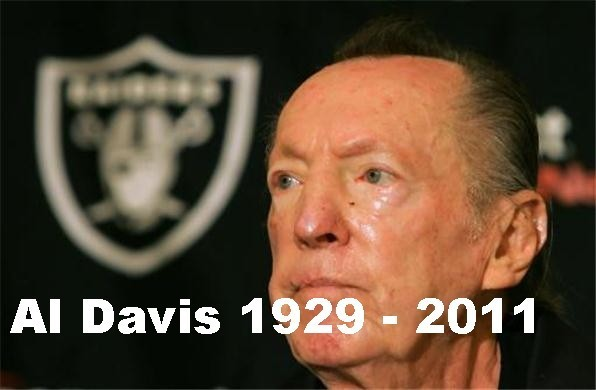 Al Davis, Oakland Raiders