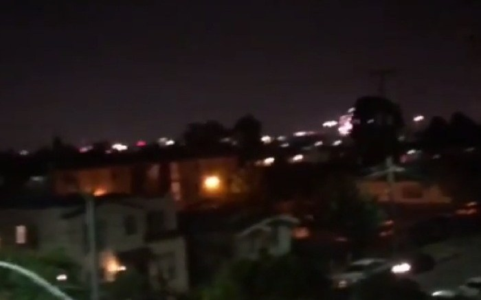 Oakland 4th Of July Fireworks Bring High Commentary From Instagramer