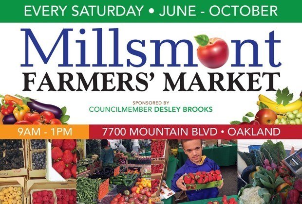 Millsmont Farmers Market Oakland Closed Announced By Desley Brooks