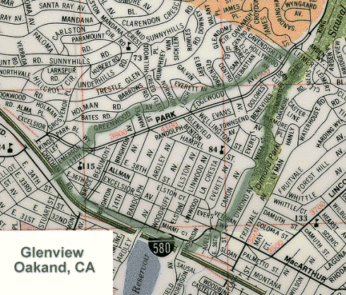 Oakland's Glenview Terrorized By Angry White Guy Attacking People He Thinks Are Gentrifiers