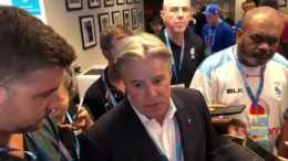 Rugby World Cup CEO Brett Gosper On Rugby World Cup Sevens SF 2018