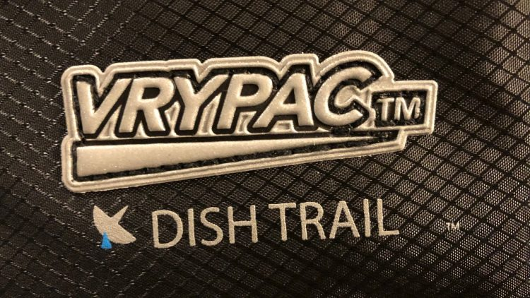 Vrypac DISH TRAIL Backpack
