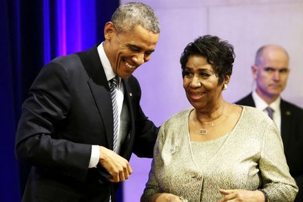 Statement From President And Mrs. Barack Obama On The Passing Of Aretha Franklin
