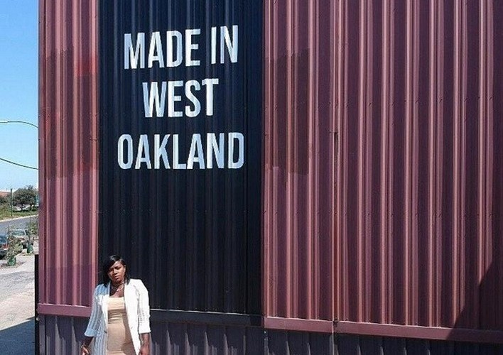 Made In West Oakland: Candase Chambers Stars In An Instagram-Based Uprising