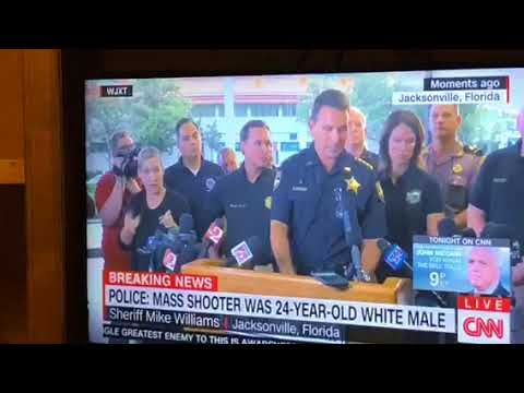 David Katz Is Jacksonville Madden Tournament Shooter Confirmed By Police Press Conference