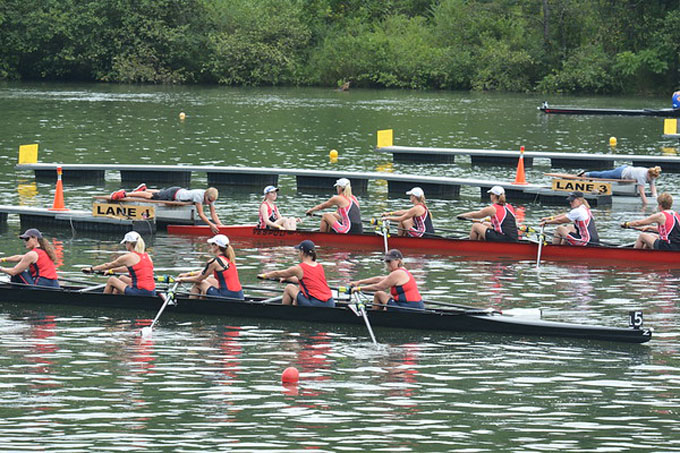 Oakland Lake Merritt Hosts US Rowing National Championships Now: August 16 – 19 2018
