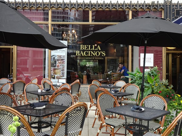Bella Bacinos Chicago Italian Restaurant Closing. On The Menu: A New Chicago Loop Location