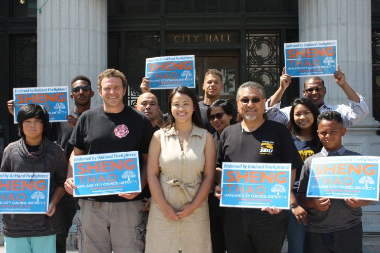 Sheng Thao Wins Key Endorsements, Qualifies For Oakland City Council District 4 Race