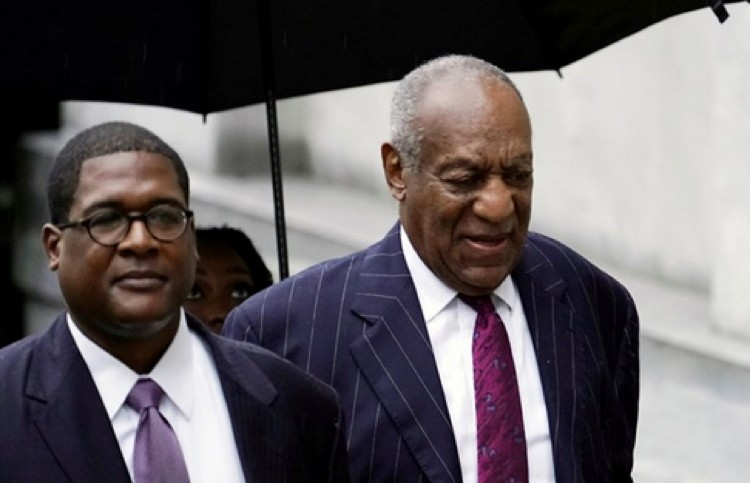 Bill Cosby Sentenced To Prison For Acting Like He Had White Privilege