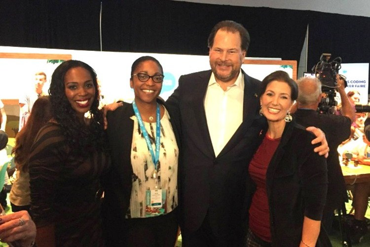 Salesforce And Marc Benioff Donations To Oakland Schools Increase With $7 Million Donation