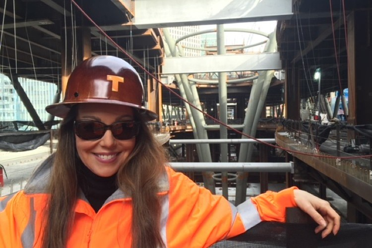 Maria Ayerdi-Kaplan, Salesforce Transit Center Builder, TJPA Creator:  Her Story Part One