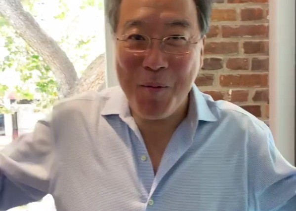 Yo Yo Ma Talks Oakland Block Party