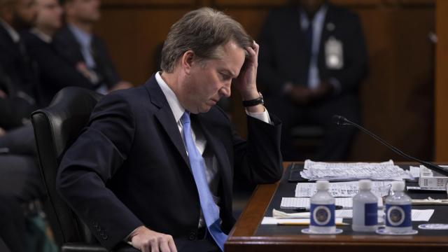 NAACP Calls For Investigation Into Brett Kavanaugh Testimony