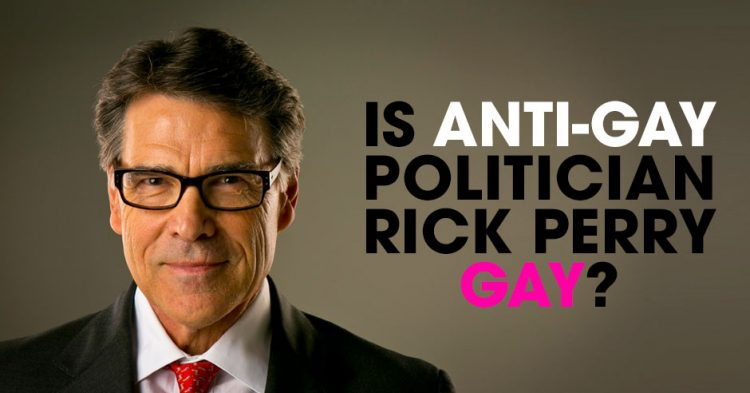 On SFGate City Brights, Chevron, And Rick Perry Sexuality Rumors