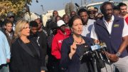 Oakland Mayor Libby Schaaf And Men Of Valor