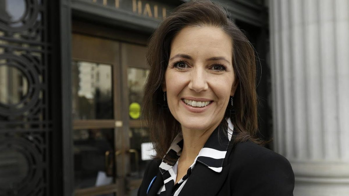 Oakland's 50th Mayor Libby Schaaf