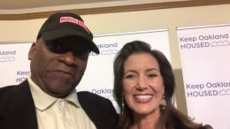 Oakland Mayor Libby Schaaf