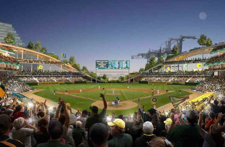 Dave Kaval Knows Oakland A's Don't Need Coliseum Site To Build Howard Terminal Ballpark