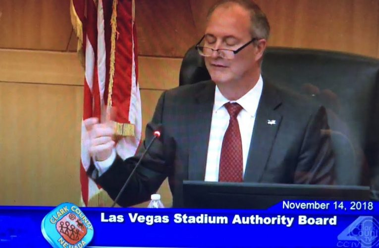 Las Vegas Stadium Authority Games Construction Dates; Raiders PSL Revenue For Bond Debt?