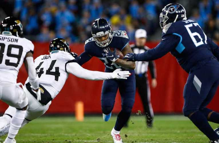 Derrick Henry Record-Setting TNF Game Jags vs Titans Features 99-Yard Run