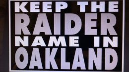 Raiders should focus on Oakland and forget Canada!