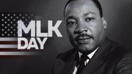 Martin Luther King Jr. MLK Day